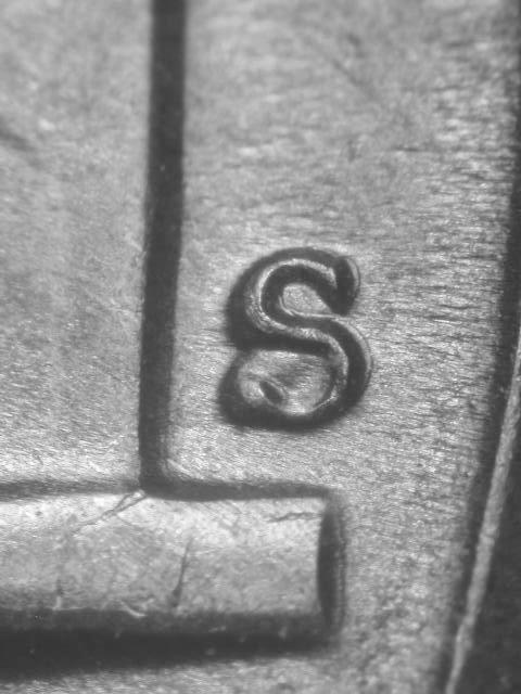 Brian's Variety Coins - 1954 Nickel Doubled Die Listings
